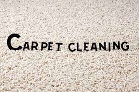 clean carpeting photo